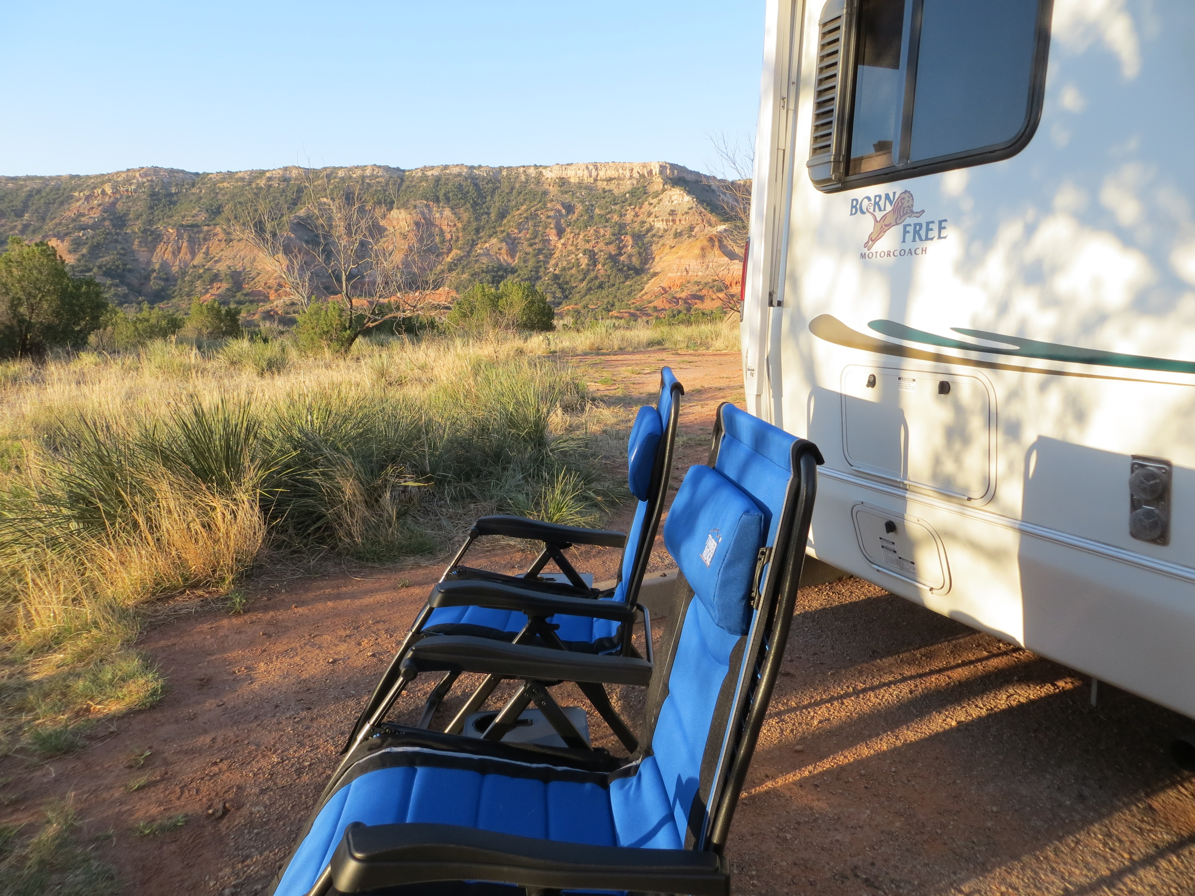 Palo Duro Canyon State Park Texas Sun And Sand Travelers