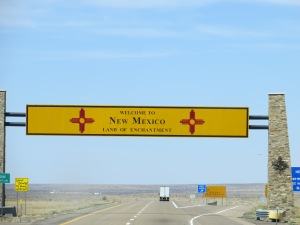 Made it to New Mexico