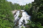 120ft High Falls