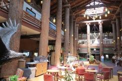 Glacier Park Lodge built in 1913