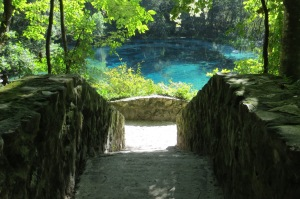 Ichetucknee Springs in north Florida