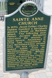 Baptismal records dating back to 1670 are located in the church