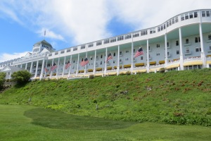 The worlds largest summer hotel